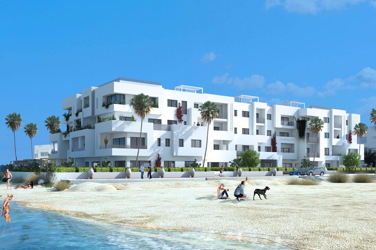Villa Bianca - Hammamet Corniche