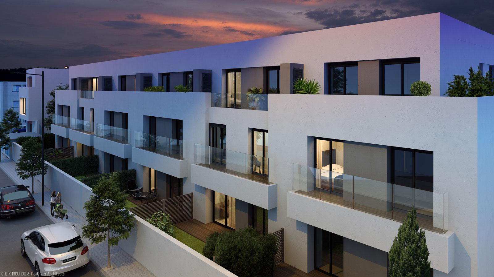 Villa Jade - La Marsa